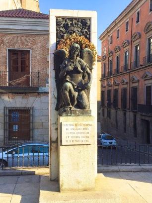 Monumento de Victoria Eugenia y Alfonso XIII